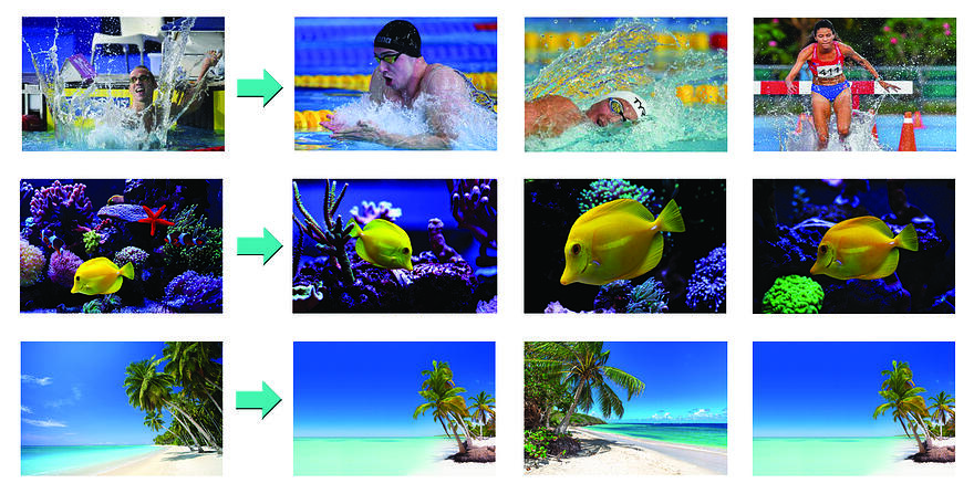 AI Image Similarity high res graphic