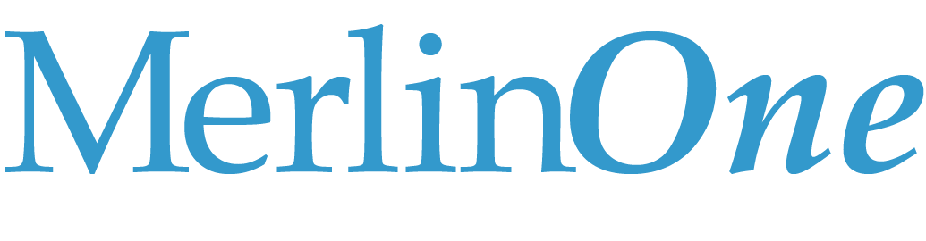 MerlinOne Blue Logo