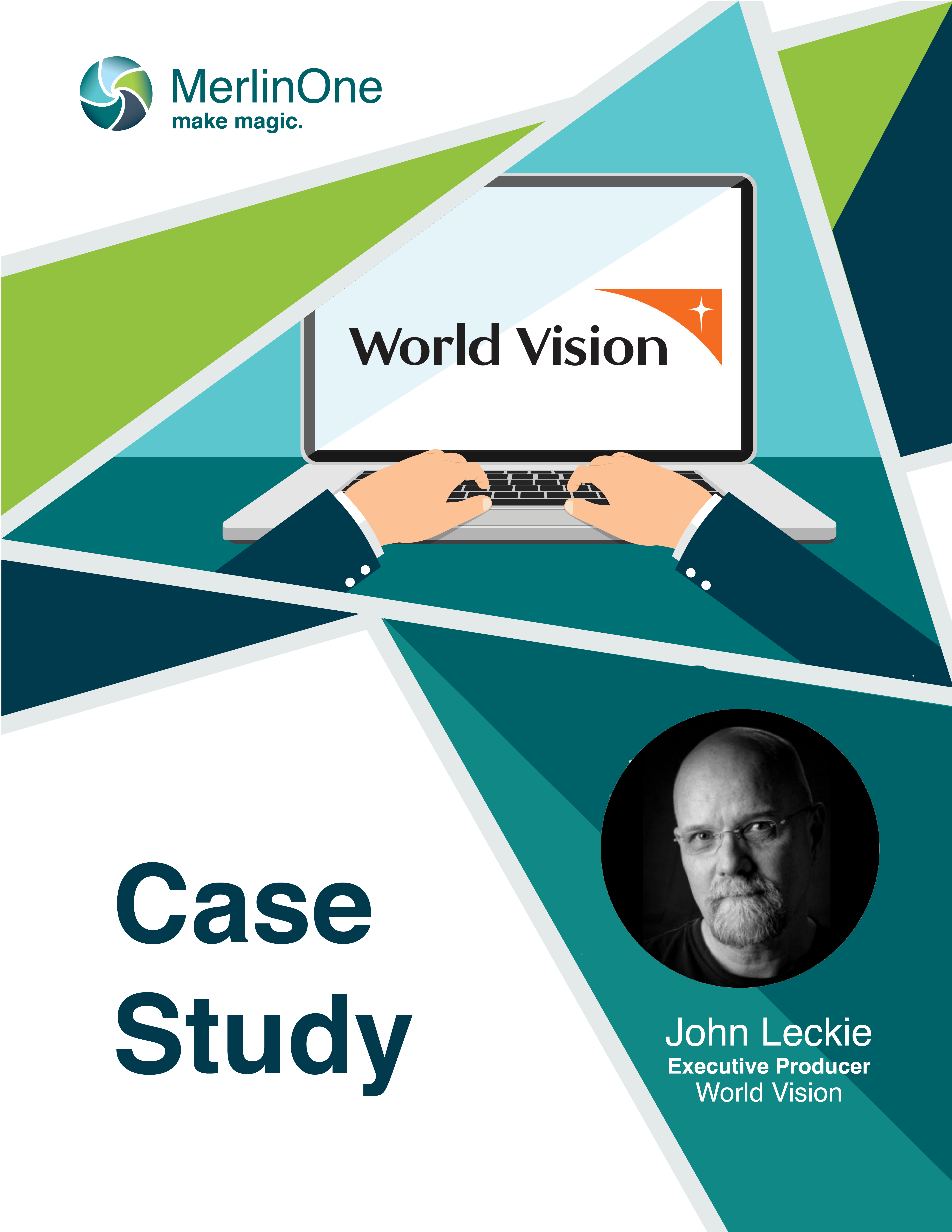 merlin one CTA worldvision case study- graphic